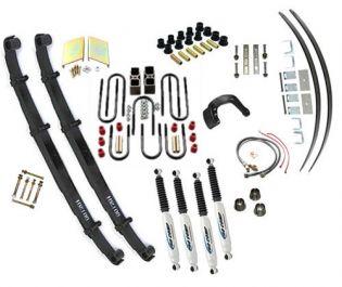 """8"""" 1988-1991 Chevy Blazer 4WD Budget Lift Kit by Jack-It"""
