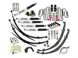 """8"""" 1988-1991 Chevy Suburban 1/2 ton 4WD Premium Lift Kit by Jack-It"""