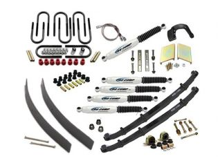 """8"""" 1988-1991 Chevy Suburban 1/2 ton 4WD Deluxe Lift Kit by Jack-It"""
