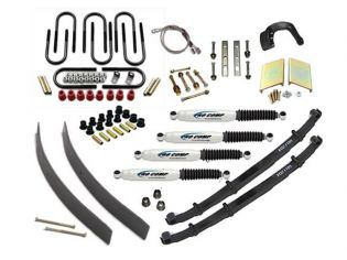 """8"""" 1988-1991 Chevy Suburban 1/2 ton 4WD Budget Lift Kit by Jack-It"""