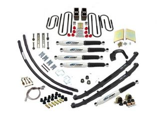 """8"""" 1988-1991 Chevy Suburban 3/4 ton 4WD Deluxe Lift Kit by Jack-It"""
