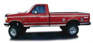 """6"""" 1980-2/1987 Ford F250/F350 4WD Budget Lift Kit  by Jack-It"""