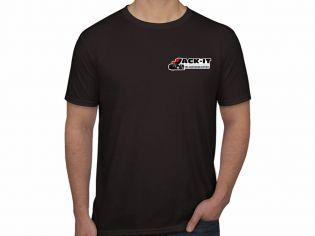 Men's T-Shirt - Black by Jack-It