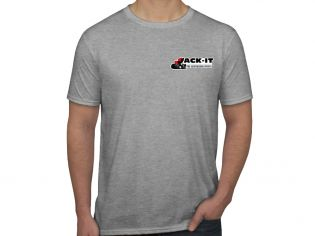 Men's T-Shirt - Grey by Jack-It