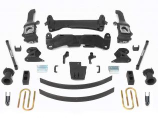"""6"""" 2015 Toyota Tacoma 6 lug Basic or Coilover Lift Kit by Fabtech"""