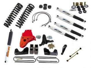 """6"""" 1993-1997 Mazda B4000 PU 4WD Deluxe Lift Kit  by Jack-It"""
