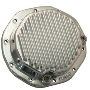 PU/Suburban 1979-2015 GM Polished Differential Cover by Oasis