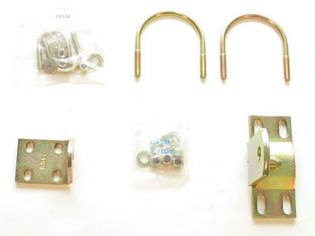 Pickup 3500 1977-1991 Chevy/GMC (w/o OEM w/ solid axle) 4WD - Steering Stab Brckt by Pro Comp