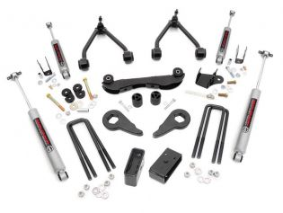 """2-3"""" 1992-1999 Chevy Suburban 1500 4WD Lift Kit by Rough Country"""