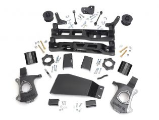 """5"""" 2007-2013 Chevy Avalanche 1500 4WD Lift Kit by Rough Country"""