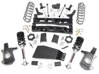 """7.5"""" 2007-2013 Chevy Avalanche 1500 4WD Lift Kit (w/lifted struts) by Rough Country"""