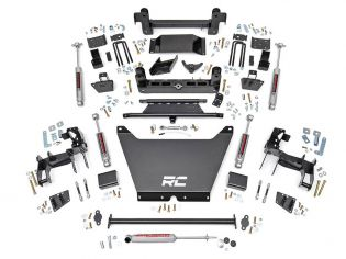 """6"""" 1995-2003 Chevy S-10 Pickup 4WD Lift Kit by Rough Country"""