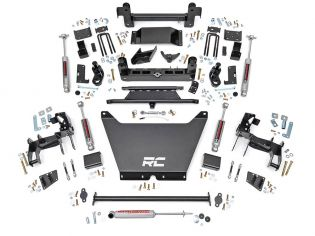 """6"""" 1994-2003 Chevy S-10 Pickup 4WD Lift Kit by Rough Country"""