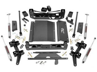 """4"""" 1988-1998 GMC 1500 Pickup 4WD Lift Kit by Rough Country"""