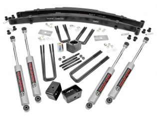 """4"""" 1970-1974 Dodge W-Series PU (Dana 60) 4WD Lift Kit by Rough Country"""