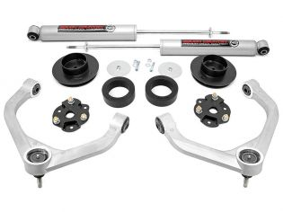 """3.5"""" 2019-2021 Dodge Ram 1500 4WD Lift Kit by Rough Country"""