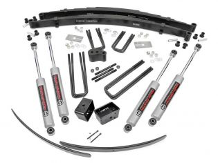 """4"""" 1974-1974.5 Dodge Ramcharger/Trailduster 4WD Lift Kit by Rough Country"""