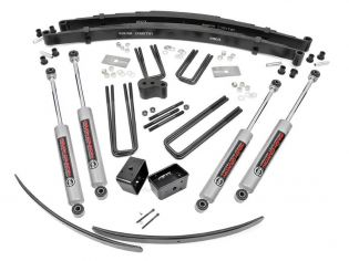 """4"""" 1978-1993 Dodge Ramcharger 4WD Lift Kit by Rough Country"""