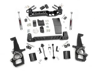 """4"""" 2006-2008 Dodge Ram 1500 4WD Lift Kit by Rough Country"""