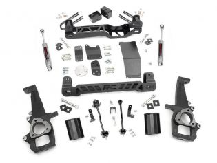 """6"""" 2006-2008 Dodge Ram 1500 4WD Lift Kit by Rough Country"""