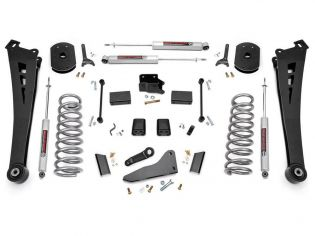 """5"""" 2014-2018 Dodge Ram 2500 Gas 4WD Lift Kit by Rough Country"""