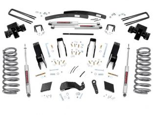 """5"""" 1994-2002 Dodge Ram 2500 4WD Lift Kit by Rough Country"""