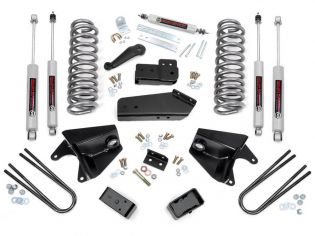 """4"""" 1980-1996 Ford F150 4WD Lift Kit by Rough Country"""