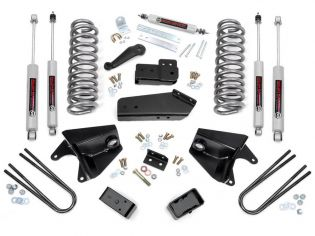 """4"""" 1980-1996 Ford F150 2WD Lift Kit by Rough Country"""