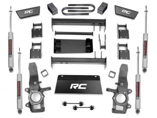 """5"""" 2004 Ford F150 Heritage 4WD Lift Kit by Rough Country"""