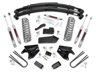 """6"""" 1980-1996 Ford F150 4WD Lift Kit by Rough Country"""