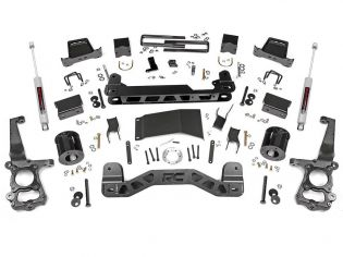 """6"""" 2015-2020 Ford F150 4WD Lift Kit by Rough Country"""