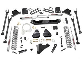 """6"""" 2017-2021 Ford F250/F350 Diesel 4WD Lift Kit by Rough Country"""