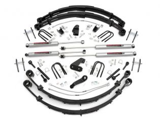 """6"""" 1987-1995 Jeep Wrangler YJ (Manual Steering) 4WD Lift Kit by Rough Country"""