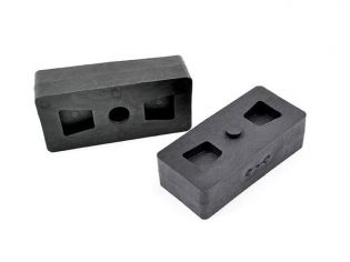 """1.5"""" Tall 2.5"""" Wide Lift Blocks by Rough Country"""