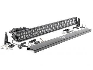 """30"""" Cree LED Light Bar - (Dual Row   Black Series) by Rough Country"""
