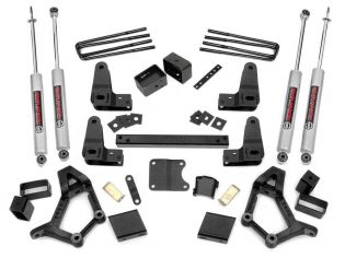 """4-5"""" 1989-1995 Toyota Pickup 4WD Lift Kit by Rough Country"""