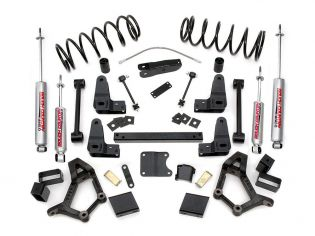 """4-5"""" 1990-1995 Toyota 4Runner 4WD Lift Kit by Rough Country"""
