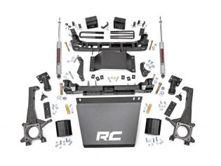 """6"""" 2005-2015 Toyota Tacoma Lift Kit by Rough Country"""