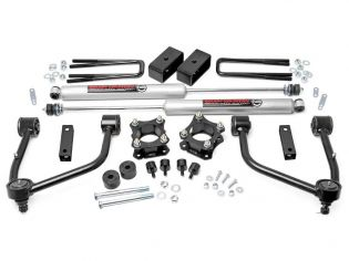 """3.5"""" 2007-2021 Toyota Tundra 4wd & 2wd Lift Kit by Rough Country"""