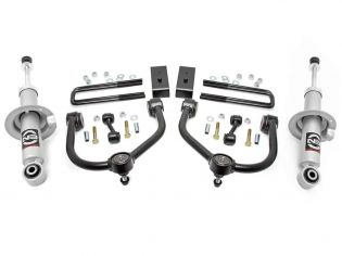 """3"""" 2004-2015 Nissan Titan Lift Kit (w/lifted struts) by Rough Country"""