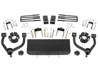 """3"""" 2016-2021 Nissan Titan XD Lift Kit by Rough Country"""