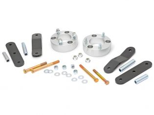 """2.5"""" 2005-2019 Nissan Xterra 4WD Lift Kit by Rough Country"""