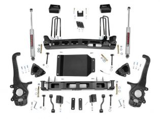 """4"""" 2004-2015 Nissan Titan Lift Kit by Rough Country"""
