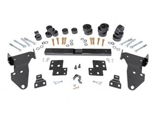 """Canyon 2015-2021 GMC 1.25"""" Body Lift Kit by Rough Country"""