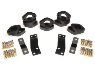 """Wrangler JK 2007-2018 Jeep (Auto Transmission / 4-door) 1.25"""" Body Lift Kit by Rough Country"""