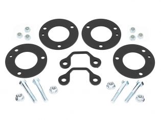 """1"""" 2021 Ford Bronco 4WD Leveling Kit by Rough Country"""