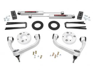 """3"""" 2021 Ford F150 4wd Lift Kit by Rough Country"""