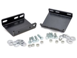 """F150 1980-1996 Ford 4WD/2WD w/ 4-6"""" Lift - Front Sway Bar Drop Kit by Rough Country"""