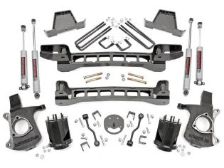 """6"""" 1999-2006 Chevy Silverado 1500 2WD Lift Kit by Rough Country"""