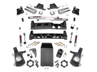 """4"""" 1999-2006 Chevy Silverado 1500 4wd Lift Kit by Rough Country"""